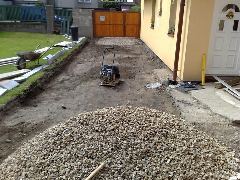 Spotřeba betonu na obrubníky